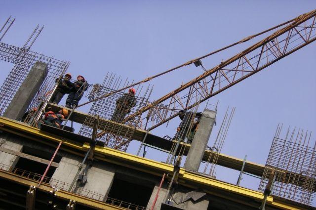 Иностранцы готовы строить.