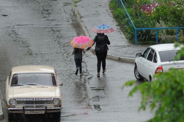 Непогоду лучше переждать дома.