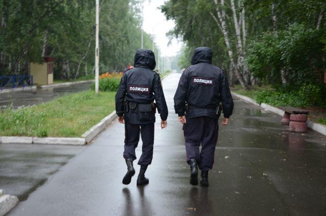 Полицейские нашли пропавшего пенсионера.