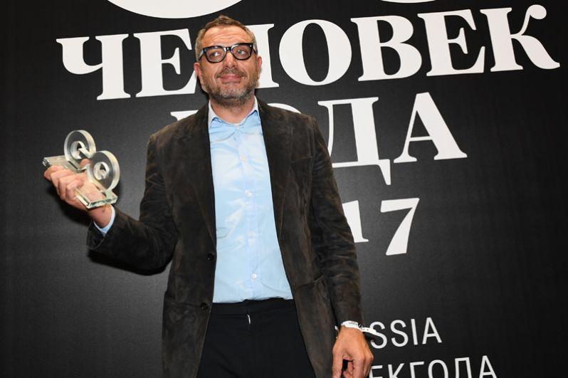 «Ресторатор года» — Александр Оганезов.