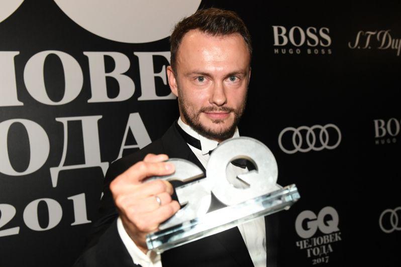 Корреспондент РБК-ТВ Родион Чепель получил приз в номинации «Автор года».