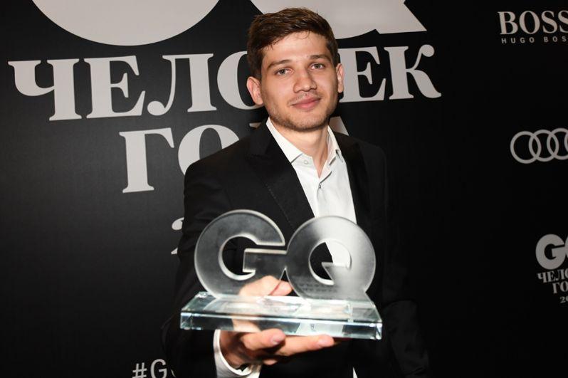Приз в номинации «Открытие года» получил режиссёр Кантемир Балагов.