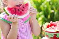 При соблюдении всех условий арбузы хранятся 3-4 месяца.