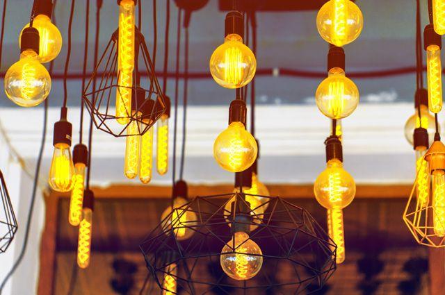Что представляют собой лампочки Эдисона?