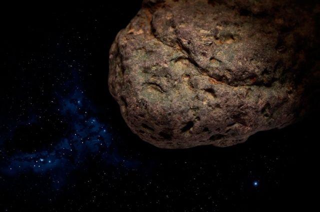 Астероид размером сМГУ пролетел ночью мимо Земли
