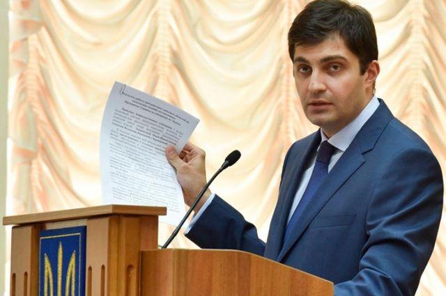 Впрокуратуре сообщили, какую меру пресечения хотят для экс-прокурора Одесской области