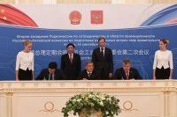 В Казани состоялось второе заседание подкомиссии по сотрудничеству в области промышленности Российской-Китайской комиссии по подготовке встреч глав правительств.