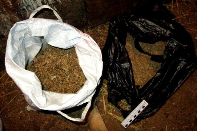 Стражи порядка обнаружили перевозку наркотиков в рамках операции «Мак».