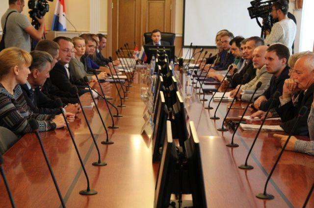 Заключительные результаты выборов губернатора Пермского края