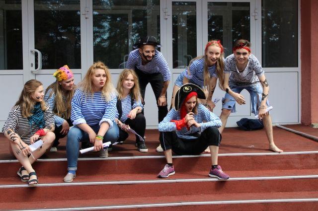 ВНижнем Новгороде пройдёт Парад русского  студенчества