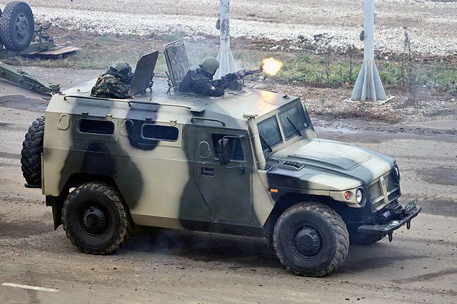 бронеавтомобиль «Тигр»