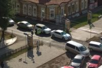 Ремонт на ул. Красногвардейская уже закончен.