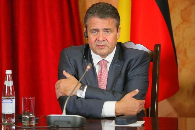 Немецкий  МИД назвал условия ослабления антироссийских санкций