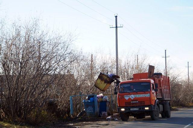 Ноябрян призывают сдавать тех, кто вываливает мусор в окрестностях города