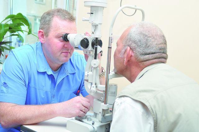 Ямальцам предлагают бесплатно проверить зрение