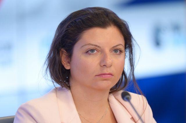 Симоньян прокомментировала реакцию Spiegel на интервью RT с главой МИД ФРГ