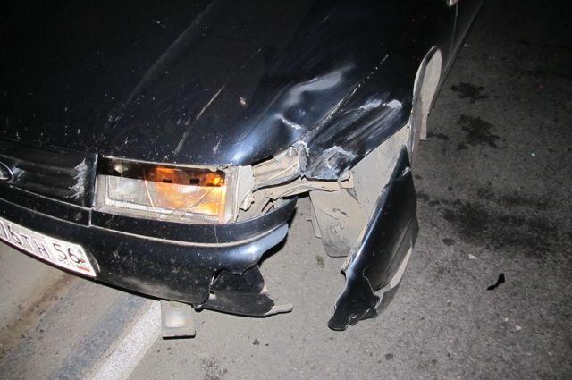 В Новоорском районе водитель «ВАЗ» насмерть сбил пожилого пешехода.