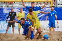 Пляжный футбол: Украина провалила старт в Суперфинале