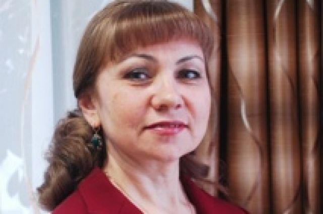 Руководитель Кунгура Лариса Елтышева переходит наработу вадминистрацию губернатора