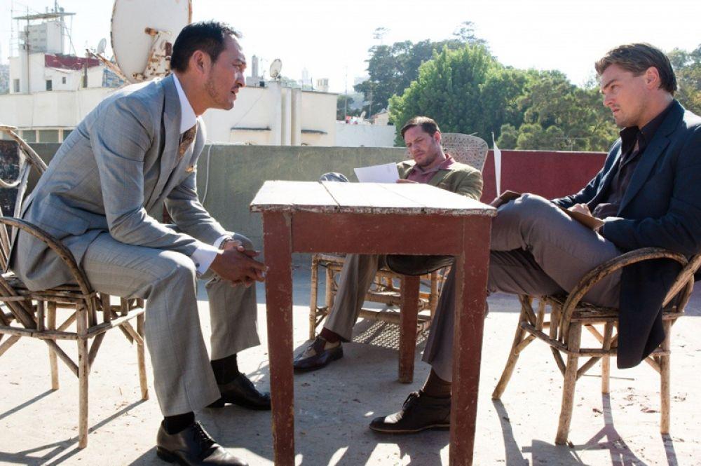 В научно-фантастическом триллере Кристофера Нолана «Начало» (2010) Харди сыграл одного из главных персонажей — Имса.
