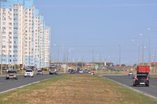 Мэрия Оренбурга требует подрядчика вновь отремонтировать ул. Гаранькина