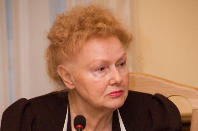 Почетный гражданин Смоленске Раиса Лизунова.