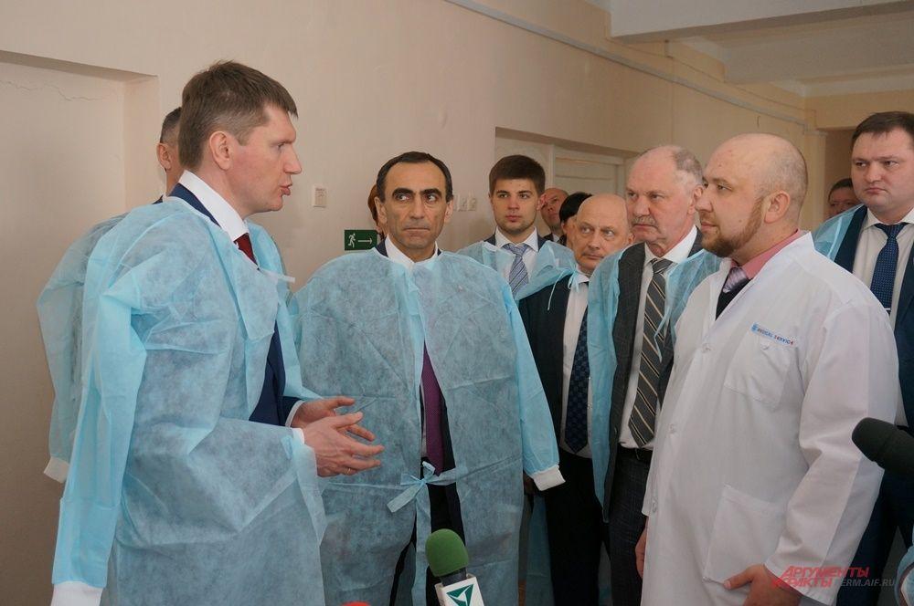 В конце апреля власти решили объединить больницы Кизела, Губахи и Гремячинска с пермской ГКБ №4.