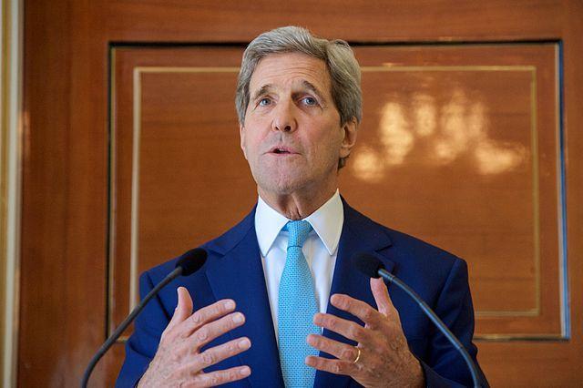 Керри: идея отправить на Украину миротворцев может быть «ловушкой»