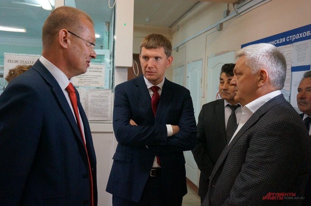 В ближайшие несколько лет в крае планируют построить 14 медучреждений.