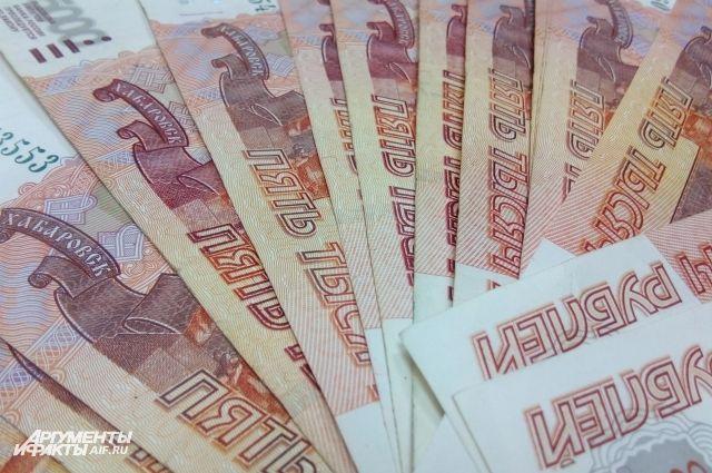 Парень украл у своей сожительницы 55 тысяч рублей.