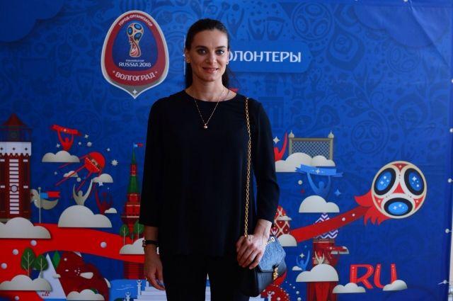 Исинбаева родила сына - Газета.Ru | Новости