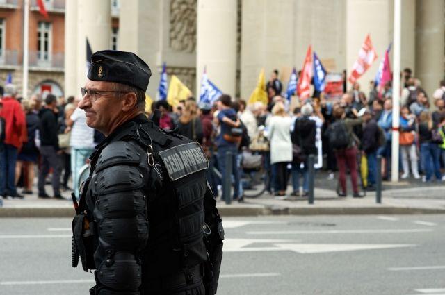 Французская милиция предупредила о вероятных терактах вевропейских странах