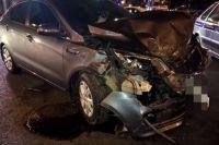 В ДТП пострадали автомобили без водителей