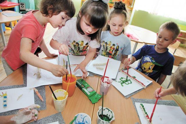 В Заводоуковске особые дети знакомятся с искусством