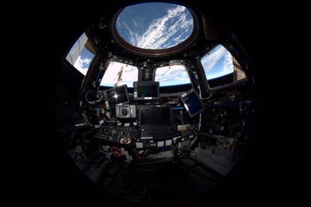 В Сети появились фотографии Владивостока с борта МКС