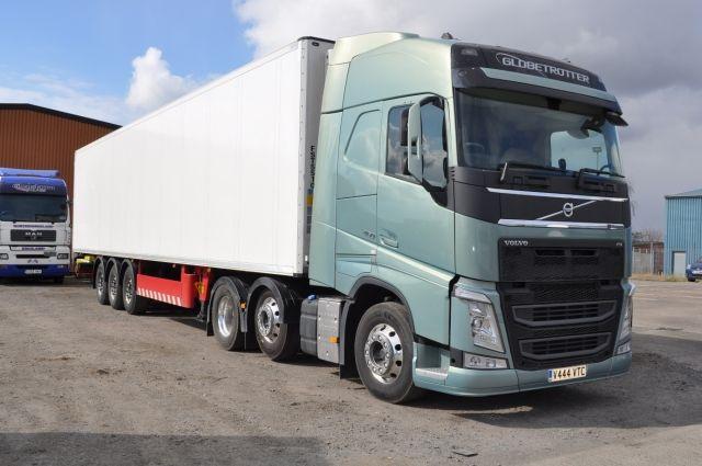 Транспортная компания из Тюмени допустила перегруз машины на 50%