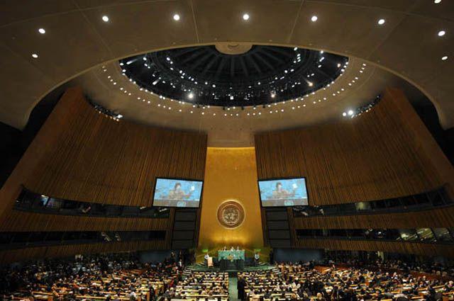Зеркало для кривой рожи. Отжила ли своё старушка-ООН?