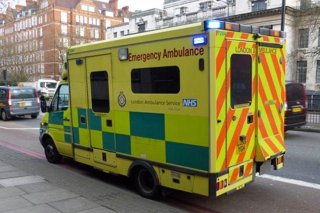Восемь человек пострадали при утечке неизвестного хим. вещества встолице Англии