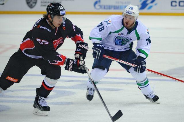 «Авангард» продолжил победную серию, обыграв «Югру» во второй раз.
