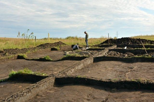Археологические раскопки рядом с Белокурихой