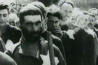Евреи в Брестском гетто.
