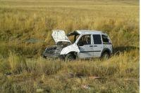 В Первомайском районе в ДТП погибли 2 человека, еще пятеро пострадали.