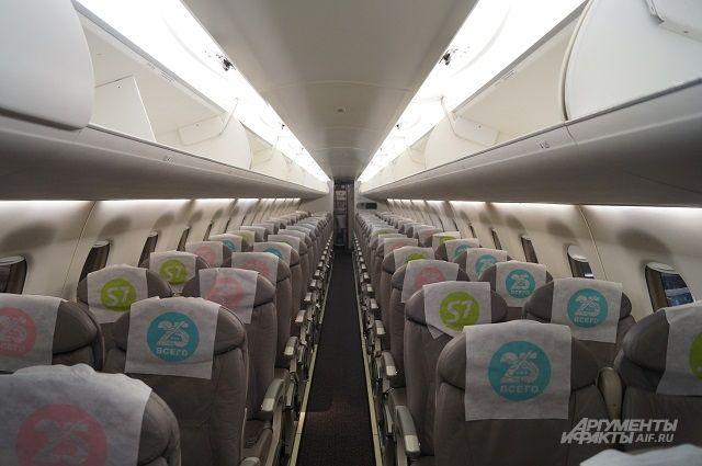 Авиакомпания «Ямал» будет летать из Тюмени в Красноярск и Иркутск