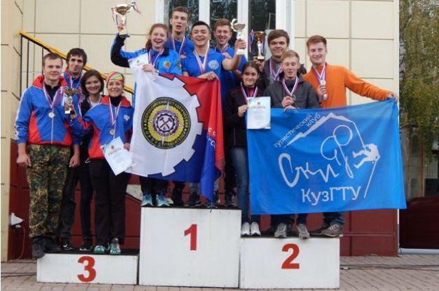 Команда «Скиф» заняла второе место на фестивале.