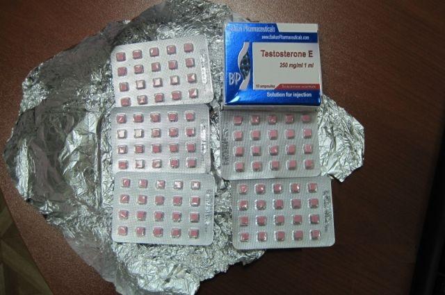 Препараты содержат запрещённые сильнодействующие вещества.