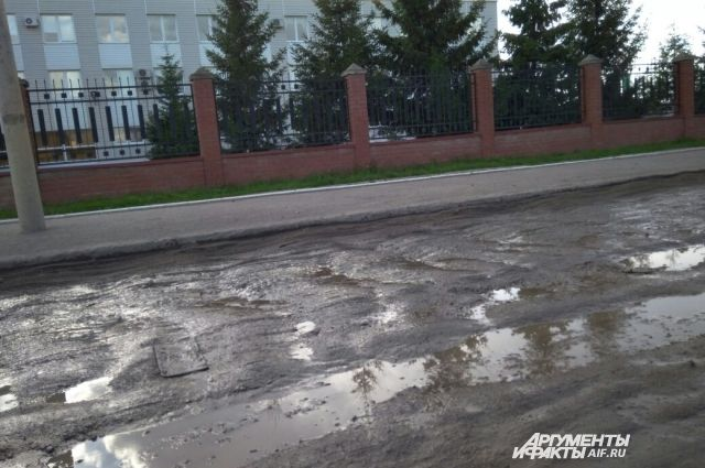 Улицу Магистральную в Казани называют самой