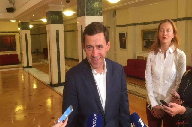 1-ый свердловский губернатор Эдуард Россель будет представлять регион вСовете Федерации