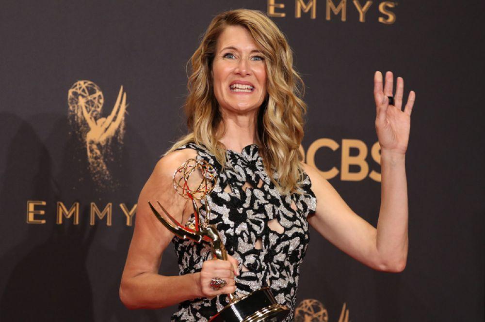 Лора Дерн была признана исполнительницей лучшей женской роли второго плана в мини-сериале «Большая маленькая ложь».