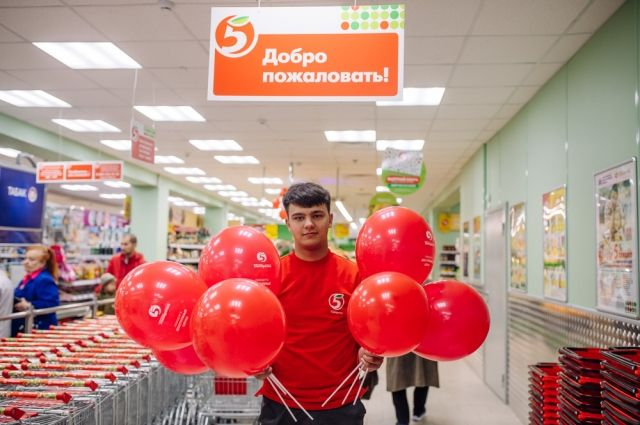 До конца года в Магнитогорске планируют открыть ещё 6 магазинов.