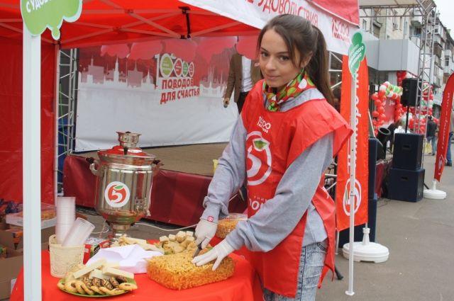 Новый магазин открылся в Казани на ул. Декабристов, 108